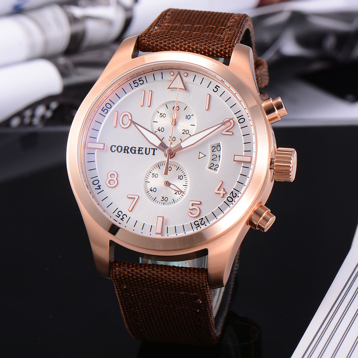 from alibaba group window in dial red mens date no on automatic black watch bezel aliexpress mechanical logo wrist watches sub com parnis item